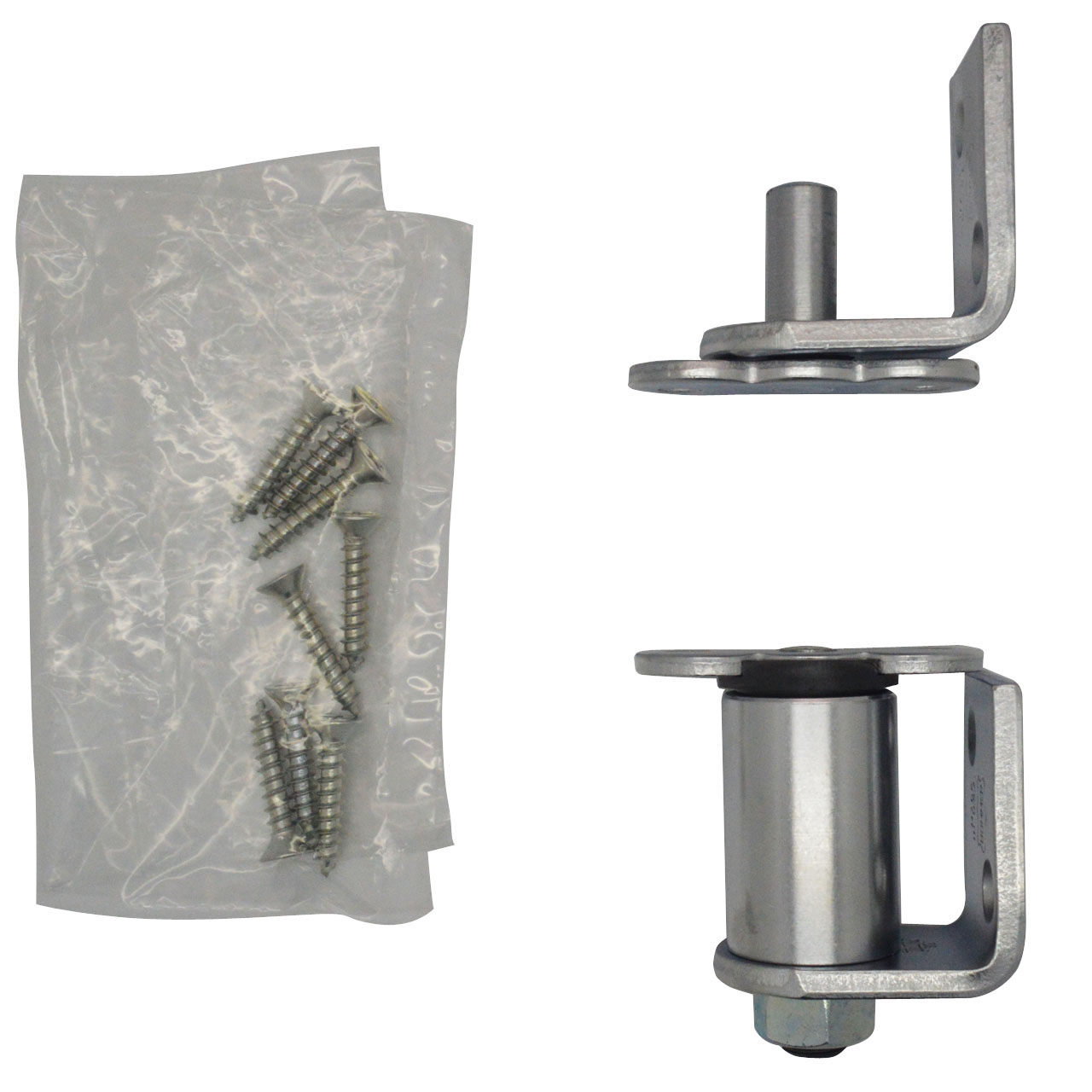 eliason hardware double swing kit swinging lock acting door