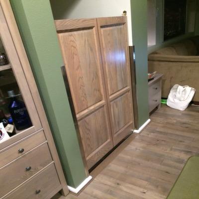 Kitchen Cafe Doors