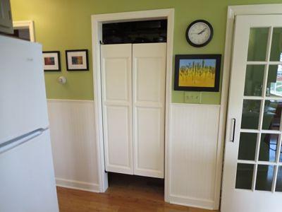 New Bar Room Door Hinges